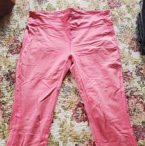 Pink Gap Leggins